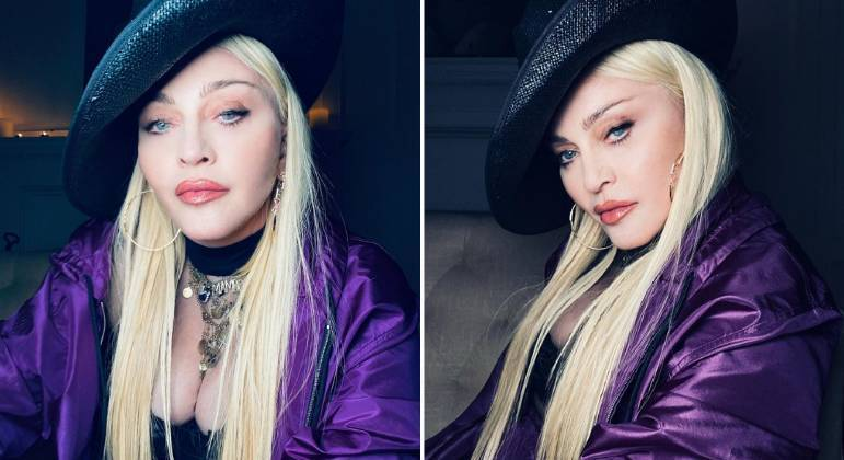 Madonna briga com internauta sobre porte de armas