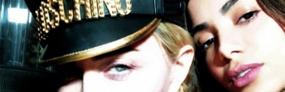 Madonna 'corta' parceria com Anitta de sua turnê internacional