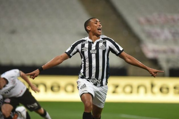 Madson - o lateral-direito foi mais um dos atletas do time profissional santista que resultou positivamente para a Covid-19. Pará é o único substituto disponível no elenco