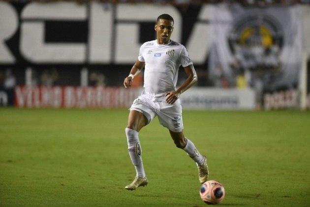 Madson — Um dos reforços do Santos para esta temporada, o lateral-direito tem acordo com o Santos até 31/12/2022. Ele vale 900 mil euros (cerca de R$ 5 milhões), segundo o Transfermarkt