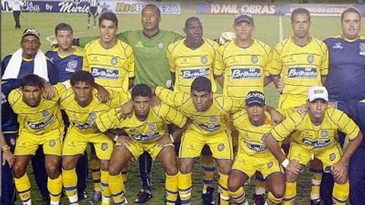 Madureira: vice em 1936 e 2006.
