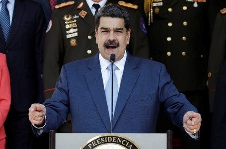 Maduro é sancionado por violar embargo de armas
