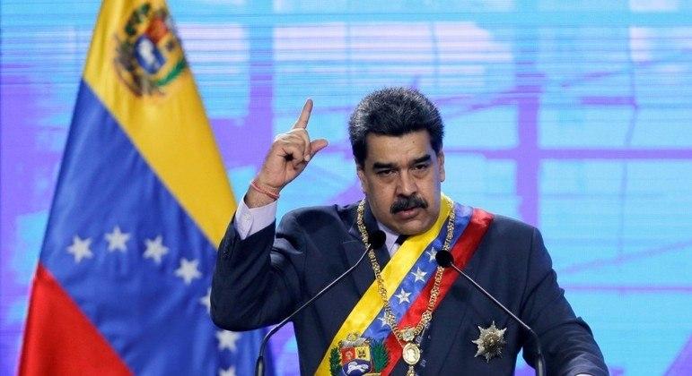 Nicolás Maduro foi o sucessor de Chávez e comanda a Venezuela desde 2013