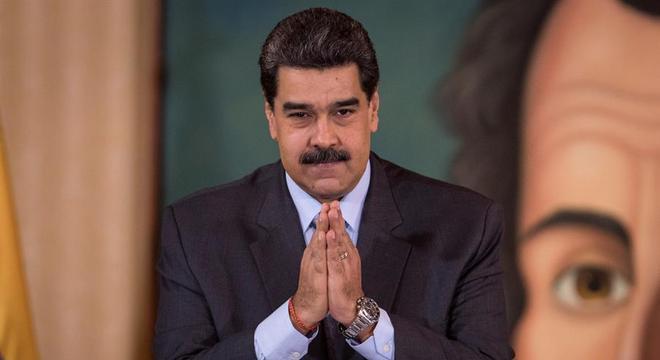 Maduro, disse que conta com a ajuda do Irã para enfrentar os desafios na petrolífera estatal