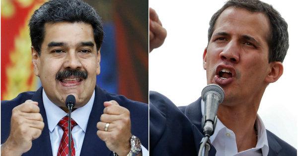 Guaidó propõe criar Conselho de Governo contra crise da Venezuela