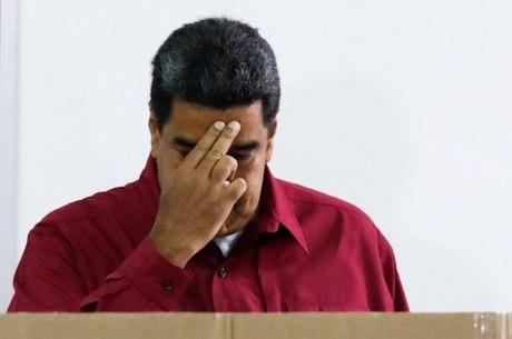 Maduro busca sexto mandato na Venezuela
