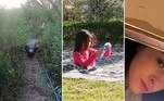 Mãe compartilha foto da filha e questiona: 'Cadê o resto dela?Mulher acha áreas e itens bizarros em casa e é encorajada a fugir.Filme de terror: jacaré persegue youtuber durante pescaria.A seguir, as notícias mais bizarras e lidas doHORA 7na última semana!