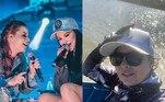 Almira Pereira, de 50 anos, virou assunto nesta semana após publicar uma foto com o namorado deMaiara, o cantor FernandoZor, nas redes sociais.O assunto acabou repercutindo porque a filha e o músico decidiram fazer uma espécie de