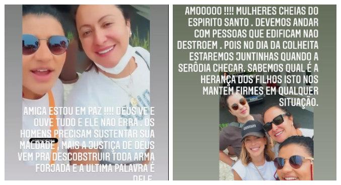 Mãe de Gabriel Medina fez post nas redes sociais após polêmica