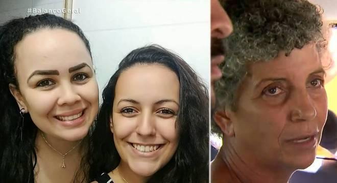 Vera Guimarães afirmou não ter interesse em falar com a neta