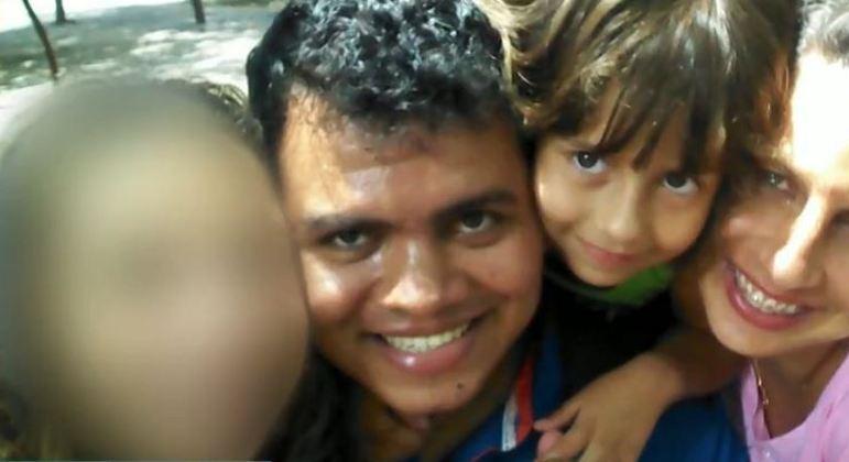 Fabrício Arena teria matado a mulher e a enteada de 9 anos e enterrrado corpos no quintal