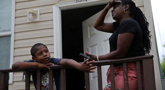 Comunidades negras em Nova Orleans enfrentam impacto severo do coronavírus
