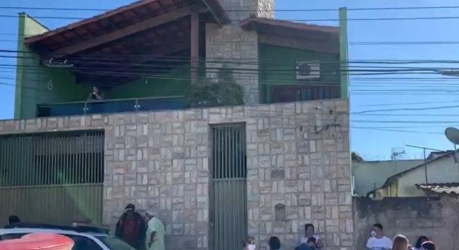 Caso chocou moradores do bairro Nova Cidade, em Sete Lagoas