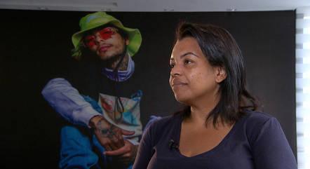 """""""Não tem briga por herança, não tem briga com a mulher dele"""", afirma Valkíria Nascimento"""