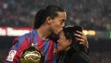 Mãe de Ronaldinho Gaúcho morre vítima da covid-19 aos 71 anos