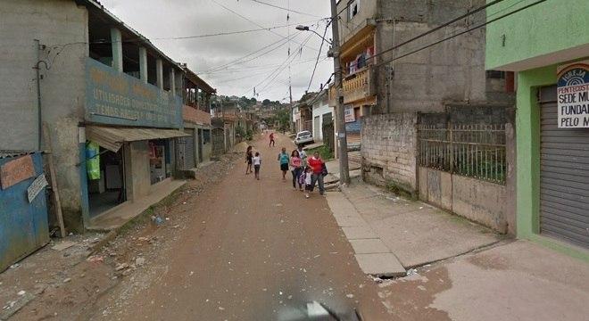 Rua onde os supostos maus-tratos teriam acontecido, em Mauá, Grande São Paulo