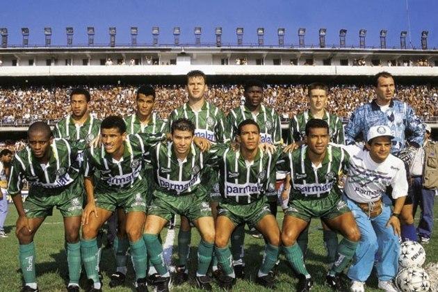 Maestro. O apelido que Rivaldo recebeu no Paulista de 1996 mostra a importância do meia-atacante em um time histórico, que foi campeão estadual com 102 gols, sendo 18 do camisa 11.