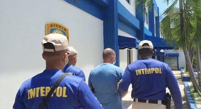 Mafioso de 53 anos foi localizado graças a um grupo internacional coordenado pela Interpol