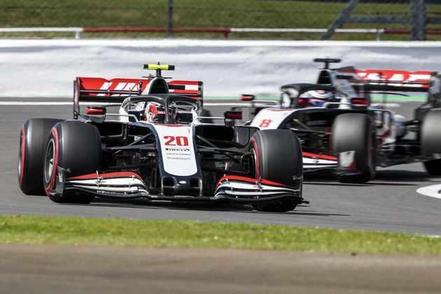 Magnussen é responsável pelo único ponto da Haas em 2020