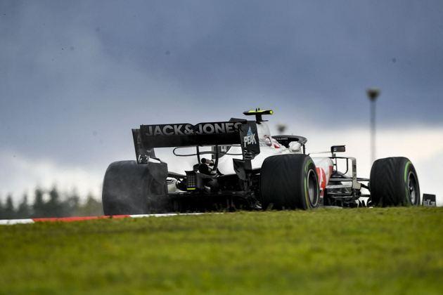 Magnussen está de saída da Haas.