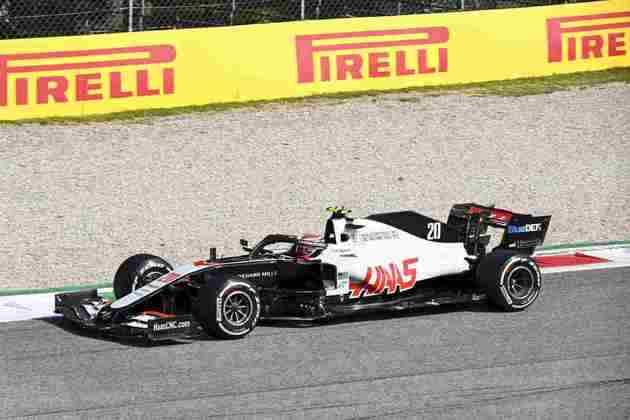 Magnussen mais uma vez não terminou uma corrida em 2020