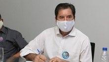 Internado em SP, Maguito Vilela (GO) inicia mandato como prefeito