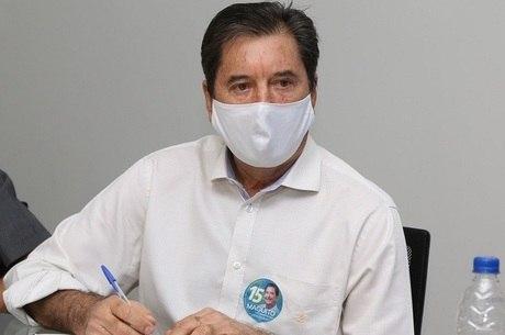 Maguito Vilela (MDB) vai governar Goiânia até 2024