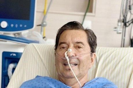 Inconsciente, Maguito está internado há 39 dias