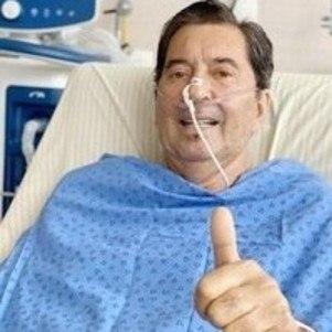 Maguito Vilela se recupera de covid-19