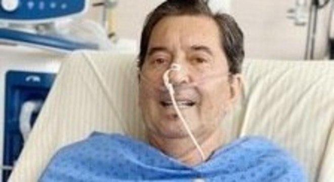 Maguito Vilela se recupera de covid-19 no Hospital Albert Einsten, em SP