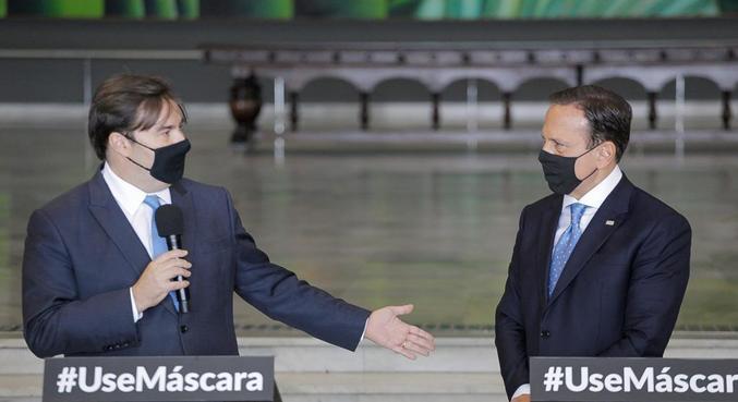 Doria confirma convite a Rodrigo Maia para fazer parte do PSDB