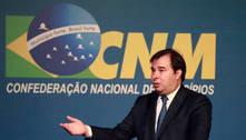 Análise de sistema da Odebrecht indica R$ 1,4 mi para Rodrigo Maia