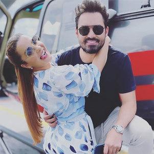 Os cantores Fernando e Maiara já terminaram o relacionamento oito vezes