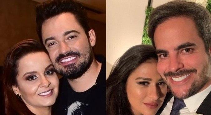 Maiara e Fernando, Simone e Kaká