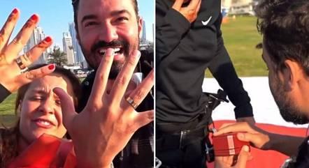 Maiara e Fernando vão casar