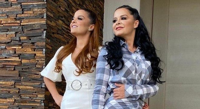 Cantoras esclareceram polêmica após conversa entre Maraisa e Lauana Prado