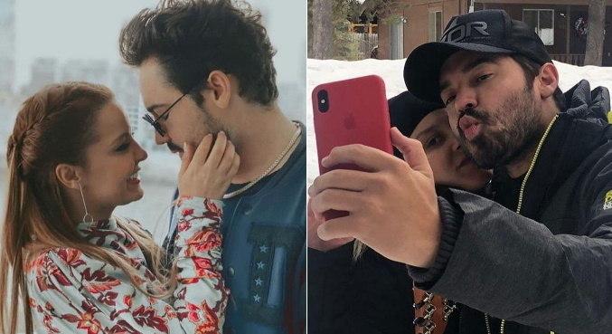 Nas redes sociais, Maiara se declarou para Fernando Zor