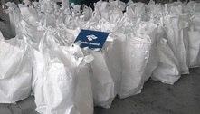 Receita intercepta 500 quilos de cocaína no Porto de Santos, em SP