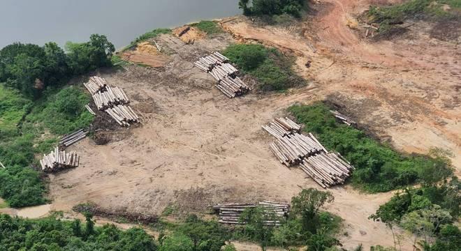 Material é suficiente para a construção de 2.620 casas populares