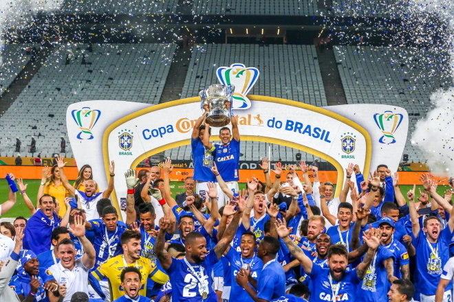 3º Cruzeiro - 17 títulos3 Campeonatos Brasileiros (2003, 2013 e 2014)3 Copas do Brasil (2003, 2017 e 2018)2 Copas Sul-Minas(2001 e 2002)9 Campeonatos Brasileiros (2003, 2004, 2006, 2008, 2009, 2011, 2014, 2018 e 2019)