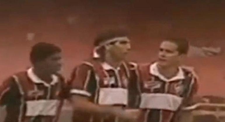 Maior ídolo do Grêmio, Renato Portaluppi vestiu a camisa 7 no Imortal. Ele também utilizou no Fluminense e com ela marcou o famoso gol de barriga no Fla x Flu de 1995. Em algumas oportunidades, também usou na Seleção Brasileira.