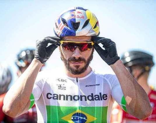 Maior nome da história do ciclismo MTB do Brasil, Henrique Avancini fez um ciclo olímpico consistente e chegou a liderar o ranking. Hoje, está no top 10