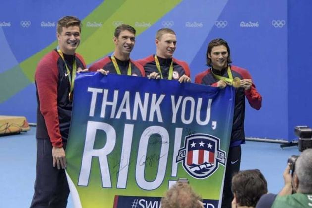 Maior potência olímpica, os Estados Unidos acumularam 2.522 medalhas nos Jogos desde a primeira edição, em 1896, até a última, no Rio de Janeiro. Delas, 1.022 foram de ouro e 795 foram de prata.