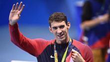 Phelps é soberano: veja nadadores com mais medalhas olímpicas