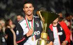 3º - Cristiano Ronaldo - (POR) - 744 gols