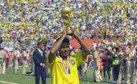 4º - Romário - (BRA) - 743 gols