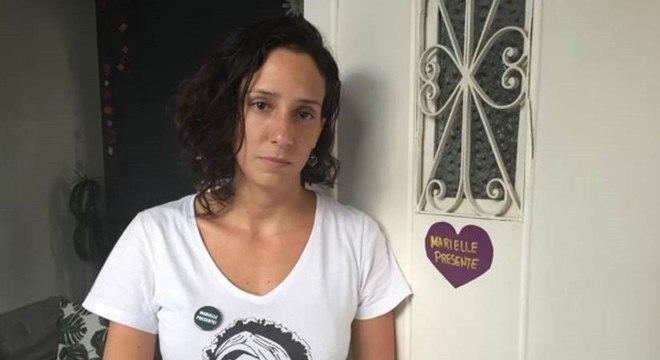 'As coisas foram muito atropeladas. Ainda nem comecei a viver o luto', diz mulher da vereadora Marielle Franco