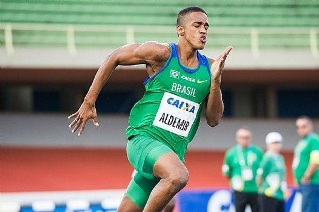 Mais atletismo: Aldemir Júnior, Jorge Vides e Lucas Vilar participam das eliminatórias dos 200m, a partir das 23h05.