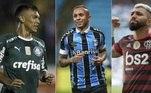 mais caros da Libertadores