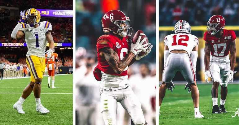 Mais quatro equipes eliminadas na semana, um novo mock draft elaborado pelo L! Os wide receivers são os grandes destaques, com cinco selecionados na primeira rodada.
